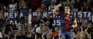 Foto: Los métodos de Carles Puyol para superar sus lesiones: mente positiva y pilates