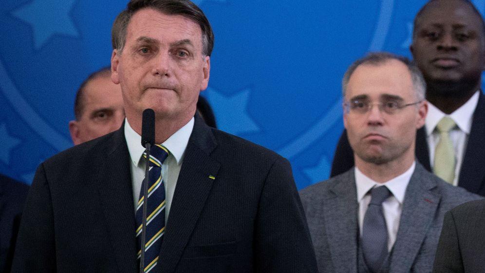 Foto: Jair Bolsonaro (EFE)