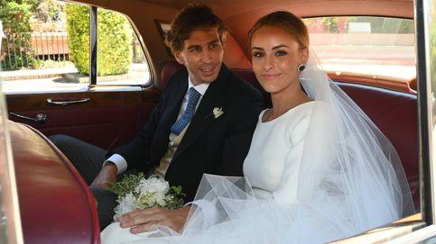 El vestido de novia y los invitados: así ha sido la boda de Pascual Sainz de Vicuña