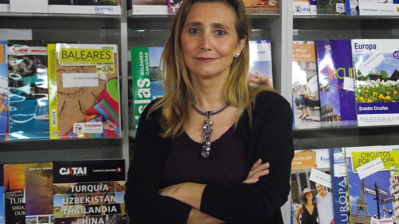 Eva Blasco, vicepresidenta de CEAV, la patronal que agrupa a las agencias de viajes en España. (EC)