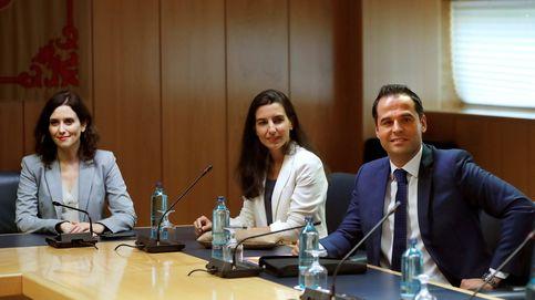 PP y Cs se unen a Vox en Madrid para pedir la ilegalización de partidos separatistas