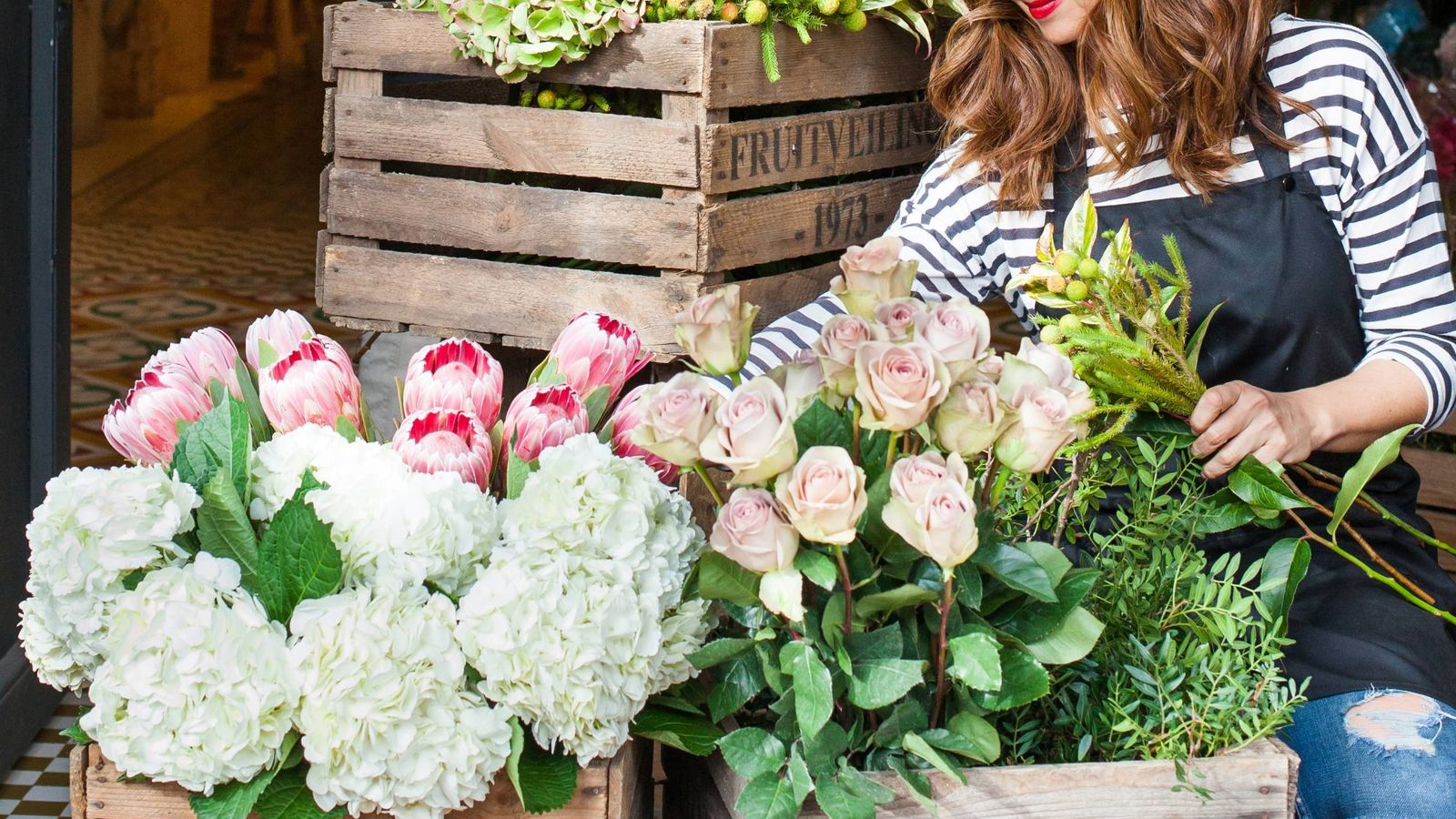 Foto: María Ruiz de Huidobro en Moss. (Foto: María Nieto Raventós)