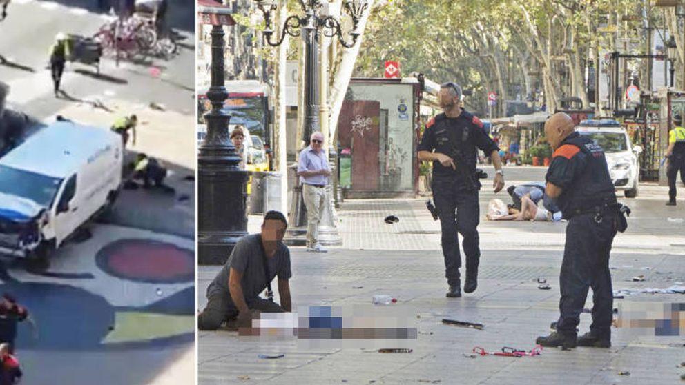 Los 'soldados de Alá en Al Andalus' buscaban una gran matanza con metralla