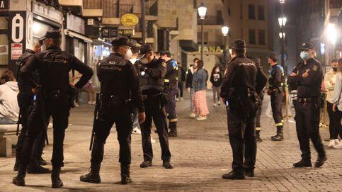 Una joven de 18 años herida al caer desde un séptimo piso de una residencia en Salamanca