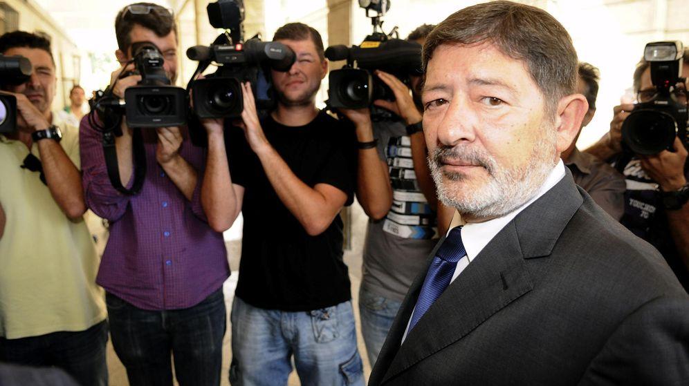 Foto: Francisco Javier Guerrero, ex director general de Trabajo de la Junta. (EFE)