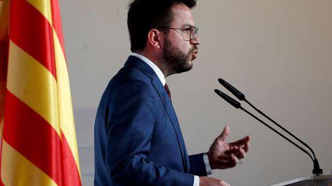 Referéndum y amnistía: Aragonès ancla el independentismo en octubre de 2017