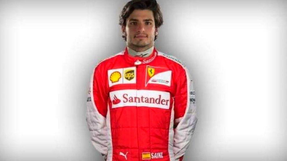 Ya no es Seb, el objetivo es el joven Carlos Así colocan en Italia a Sainz en Ferrari