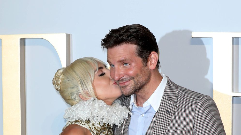 Foto: Lady Gaga y Bradley Cooper. (Getty)