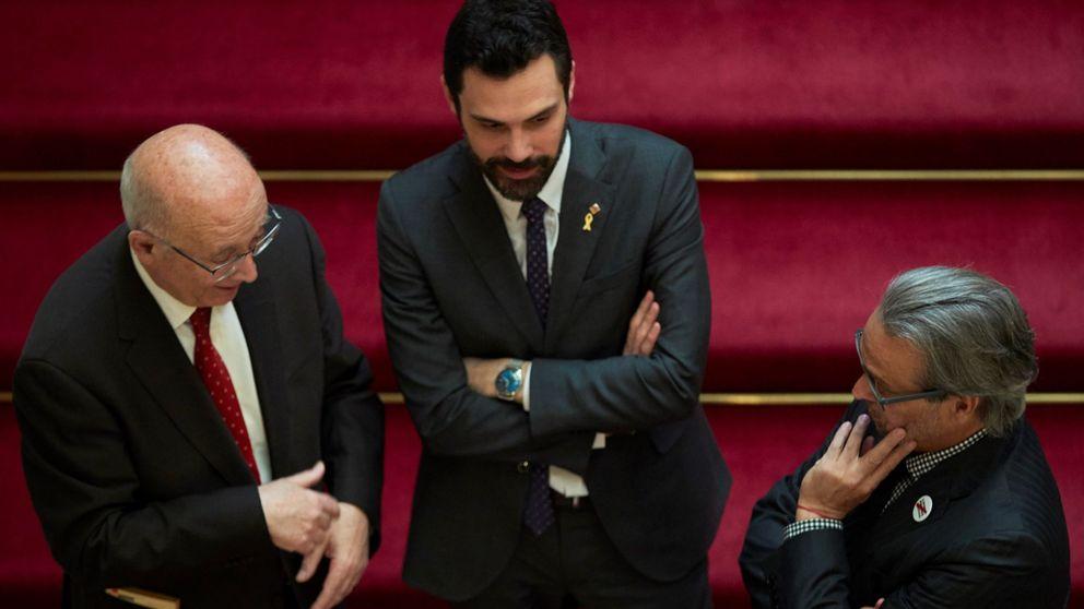 Torrent aplaza el pleno para investir a Sànchez tras la negativa del Supremo