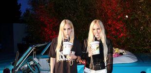 Post de Twin instagramers: estilo 2.0 al cuadrado