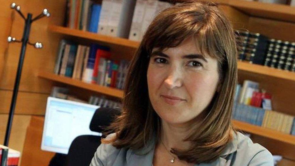 Foto: Rocío Blanco Eguren, consejera de Empleo, Formación y Trabajo Autónomo de Andalucía (EFE).