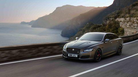 Jaguar actualiza su berlina de lujo, el XJ