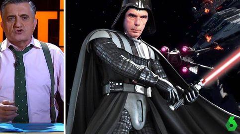 'El intermedio' explica 'a lo Star Wars' la relación entre PP y Vox