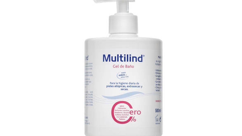 Gel de baño para pieles atópicas Multilind