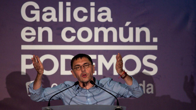 La red de izquierdas que conecta a Monedero con los proveedores del presidente de México