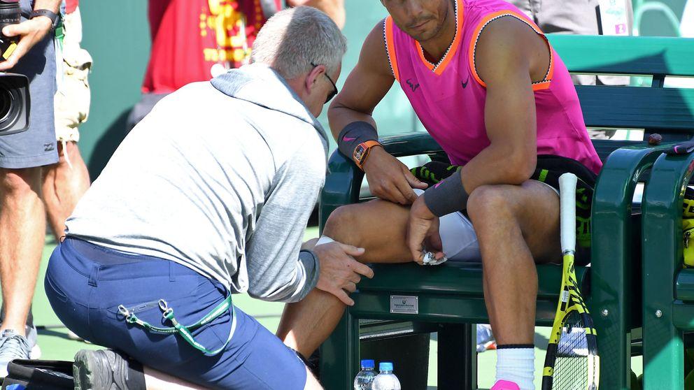 La retirada de Rafa Nadal y su última queja por la cantidad de partidos en pista dura