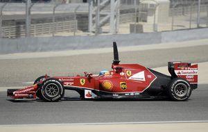 Alonso tiene mejores sensaciones aunque queda mucho por hacer