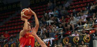 Post de Así ve el Eurobasket Andrea, la dormilona de una Selección que juega sin su Pau Gasol