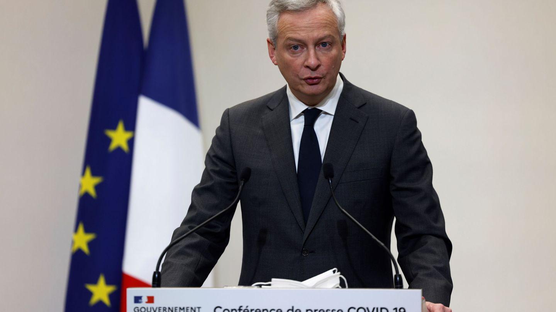 El ministro francés de Finanzas, Bruno Le Maire. (EFE)