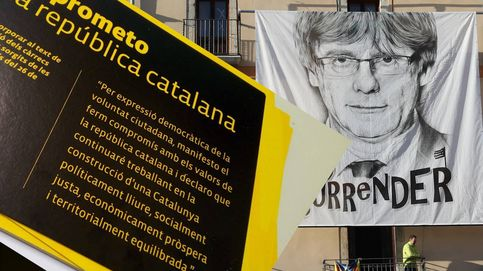 Nuevo pulso a la legalidad: 6.000 concejales prometerán por la república catalana
