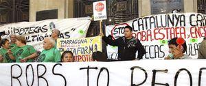 Foto: Jueces, abogados y afectados diseñan al Ejecutivo la 'hoja de ruta' para frenar los desahucios