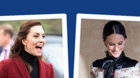 Estilo Real: Kate se baja de sus tacones y Sofía sigue sin encontrar su estilo