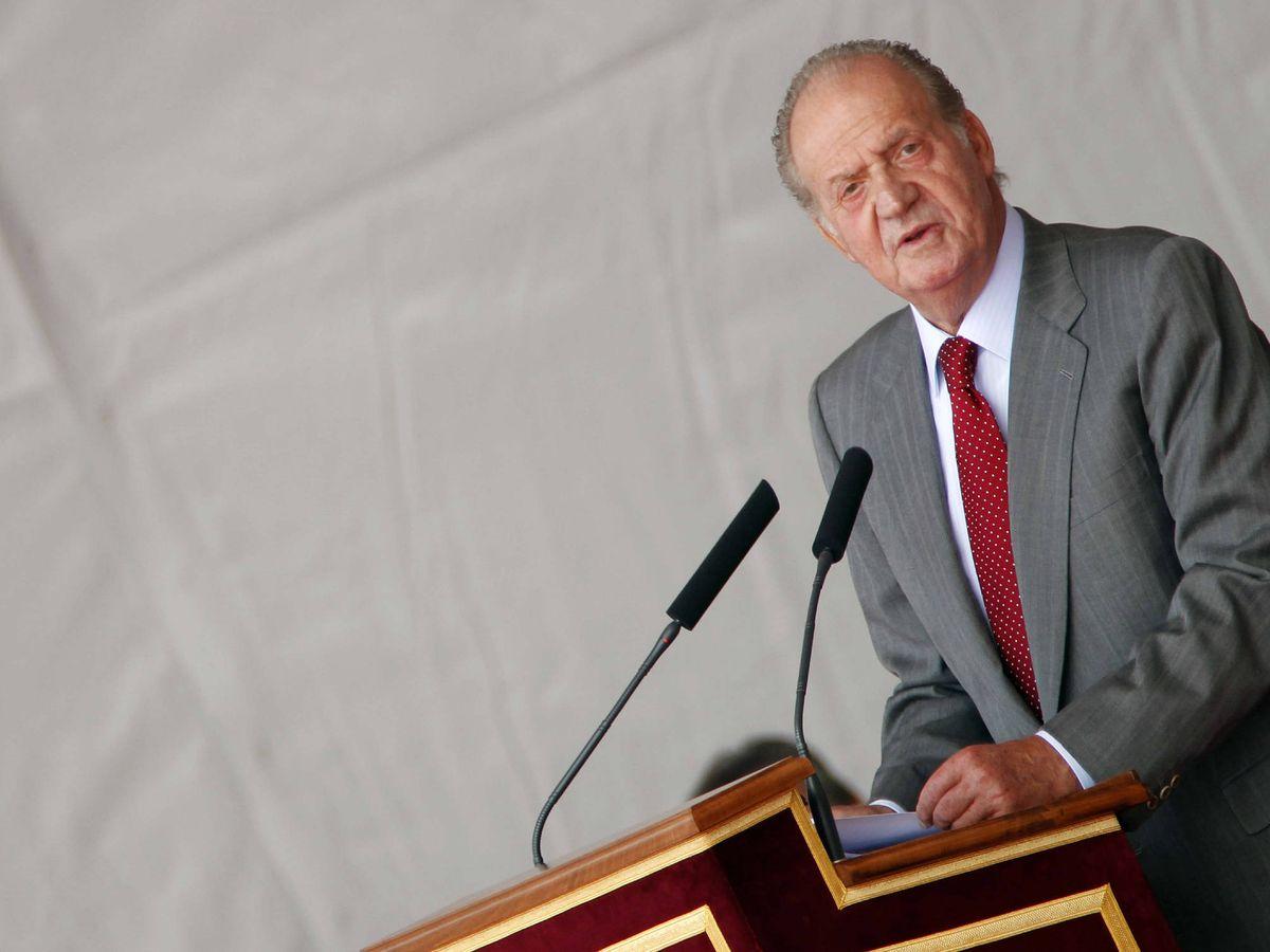 Foto: El rey emérito Juan Carlos. (EFE)