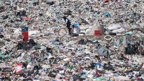 La pandemia multiplica la contaminación por plástico de un solo uso