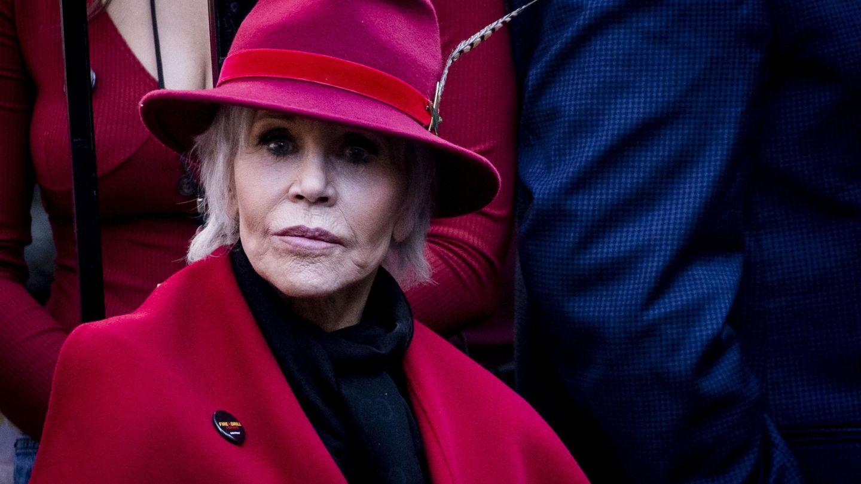 Jane Fonda, icono activista. (EFE)