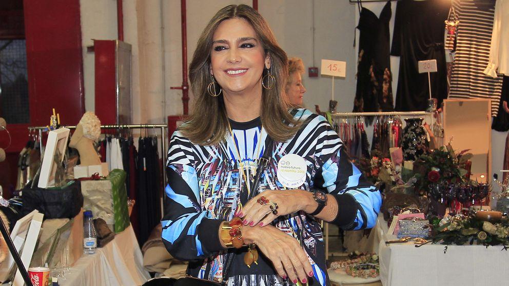 Marina Danko: No me avergüenzo de haber tenido que vender joyas