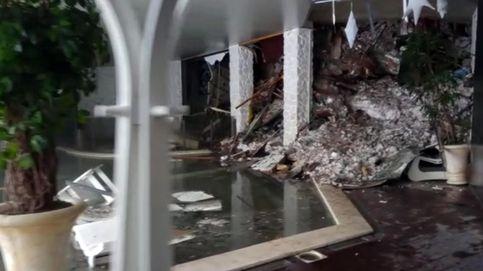 Los bomberos solo han rescatado a dos supervivientes en el Hotel Rigopiano