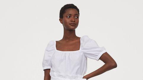 Esta falda de H&M te hará ser la mejor vestida de tus tardes de verano