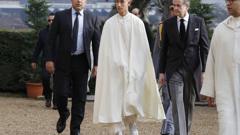 El príncipe Hassan. (CP)