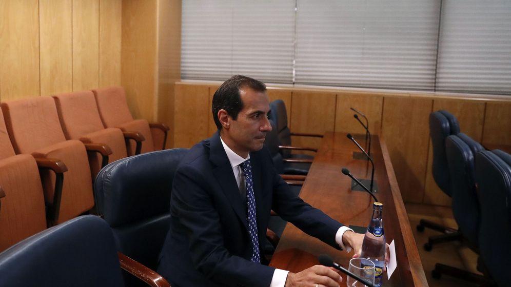 Foto: El exconsejero del Gobierno regional Salvador Victoria. (EFE)