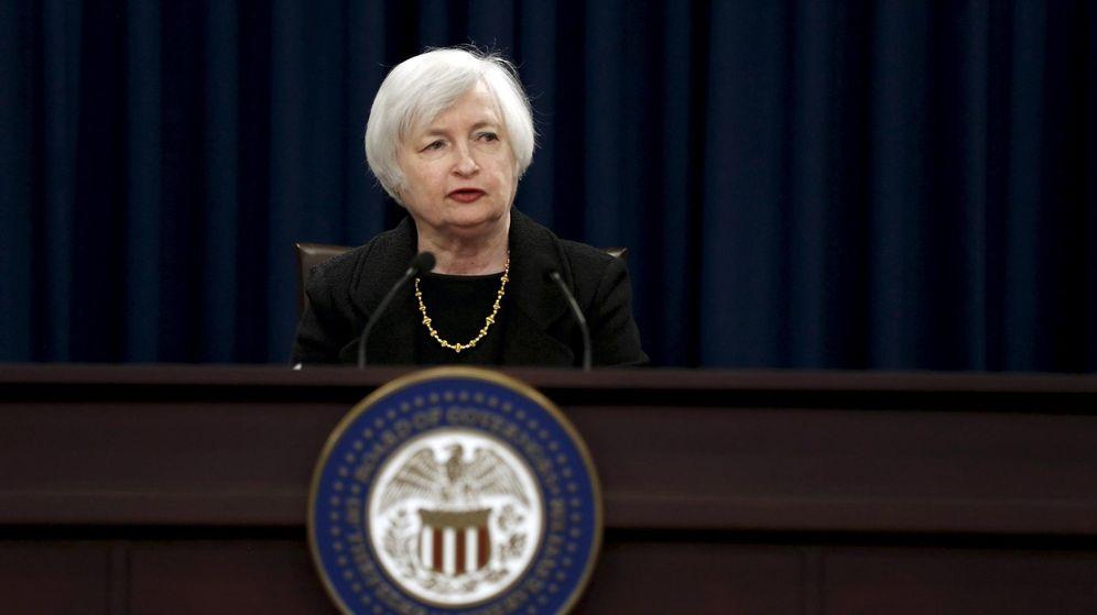 Foto: La presidenta de la Reserva Federal, Janet Yellen / REUTERS
