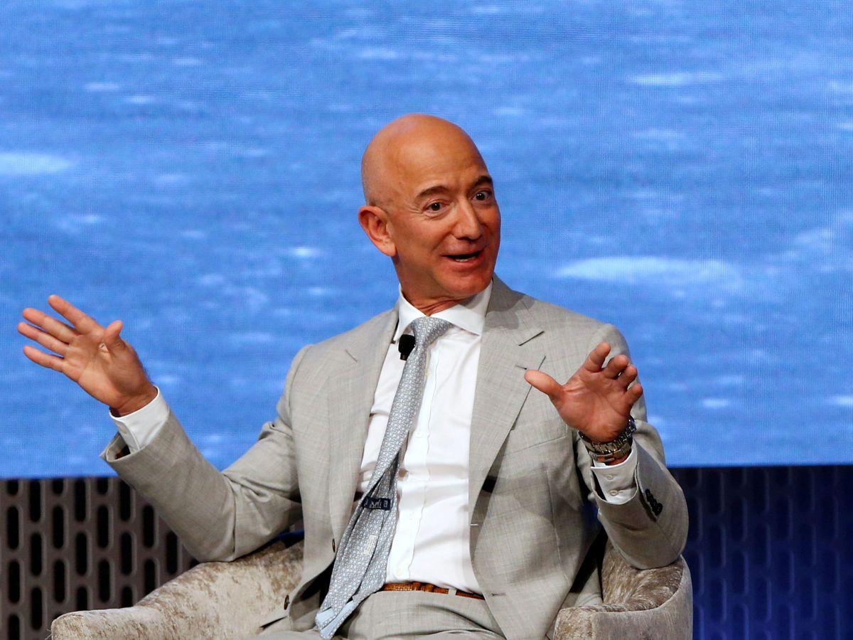 Foto: El patrimonio de Jeff Bezos vale más de 200.000 millones de dólares. Foto: REUTERS Katherine Taylor