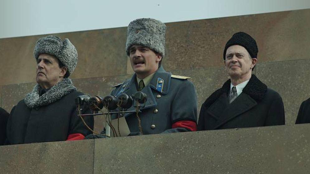 Foto: Un fotograma de 'La muerte de Stalin'. (Avalon)