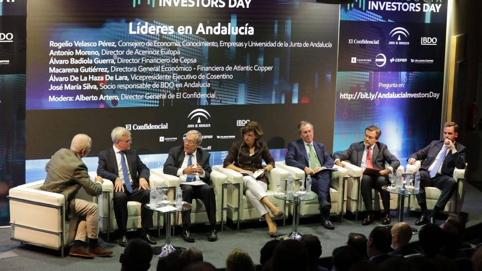 Foto: Escenario del evento. (EC)