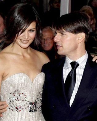 Foto: Holmes tardó un segundo en enamorarse de Cruise