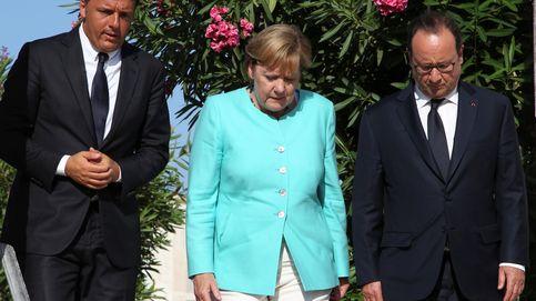 Merkel: Sin Turquía, no podemos frenar el tráfico de personas