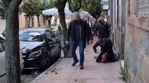 Detenidos dos policías en Linares tras una brutal agresión a un hombre y su hija, menor de edad