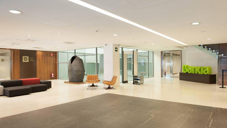 Foto: Oficina de Bankia en la Comunidad Valenciana.