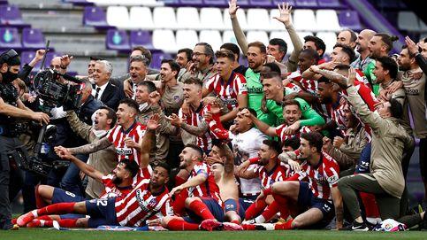 La 'Revolución Simeone': así se construyó el Atlético de Madrid campeón de Liga