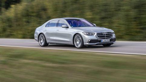 Mercedes Clase S, la referencia del coche de lujo