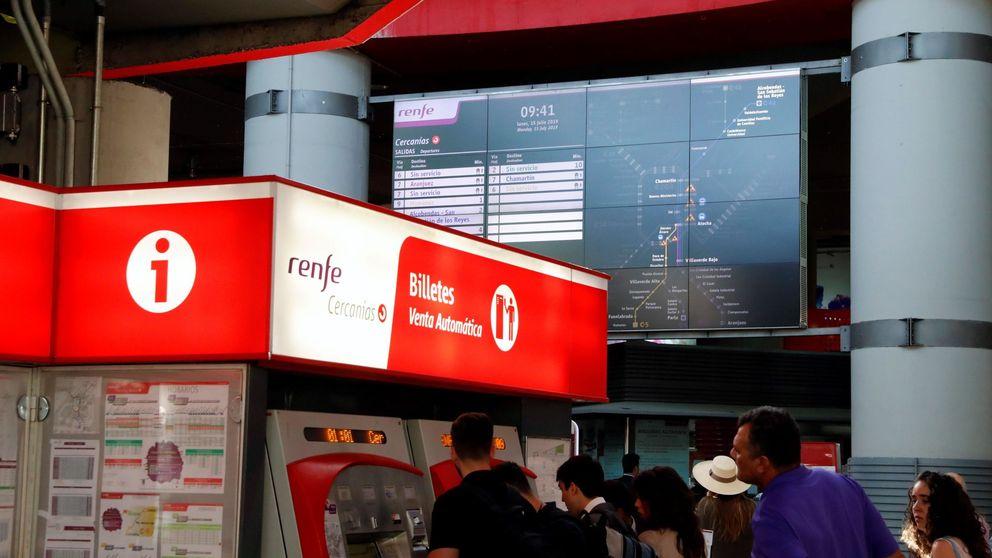 La huelga de Renfe, en Cercanías y Rodalies: así funcionarán los servicios urbanos