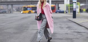 Post de Los abrigos algodón de azúcar, la última conquista del millennial pink