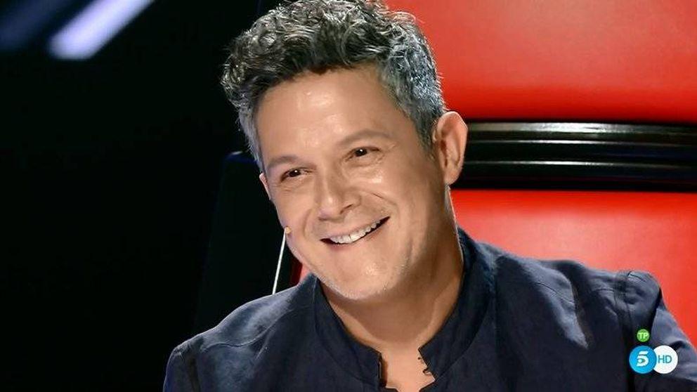 Alejandro Sanz explica su encontronazo con J Balvin en 'La Voz México'