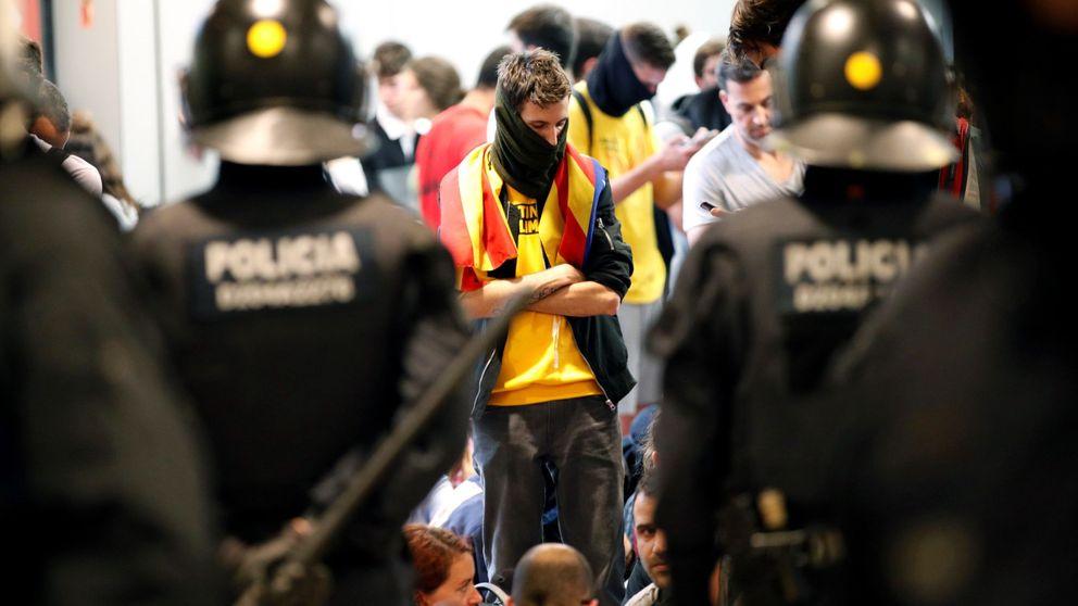 EEUU y Reino Unido alertan sobre la situación en Cataluña