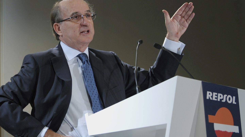 Antonio Brufau, presidente de Repsol. (EFE)