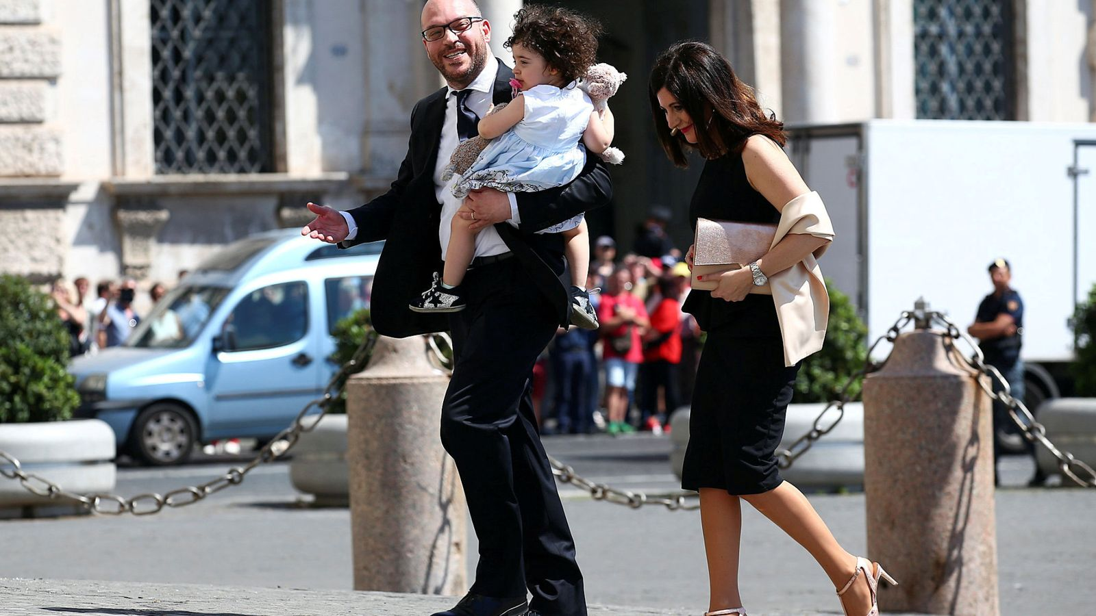 Foto: El ministro de Familia y Discapacidad, Lorenzo Fontana. (Reuters)